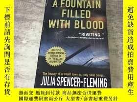 二手書博民逛書店a罕見fountain filled with bloodY15