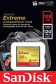 SandDisk Extreme CF-128GB 120MB/s 記憶卡 800X  【公司貨】