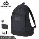【GREGORY 美國 14L Ladybird Backpack S 後背包《黑》】131371/雙肩背包/女生限定/休閒背包