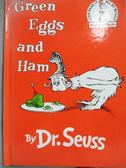 【書寶二手書T2/少年童書_ZAV】Green Eggs and the Harn_Dr. Seuss
