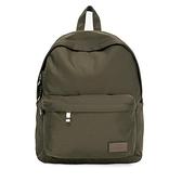 【南紡購物中心】J II 後背包-經典水洗防潑水後背包-可可棕-6388-17(小款)