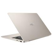 ASUS VivoBook S14 S406UA-0373C4405U 冰柱金/4405U/4G/256G/14吋筆電