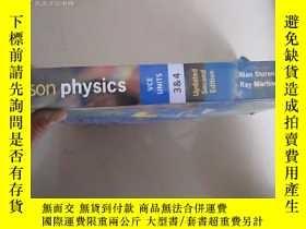 二手書博民逛書店Nelson罕見physics(updated second edition vce 2000-2003Y69