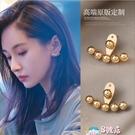 耳環 王子文同款耳釘女小眾設計感高級輕奢耳飾夏季款2021年新款潮耳環 8號店