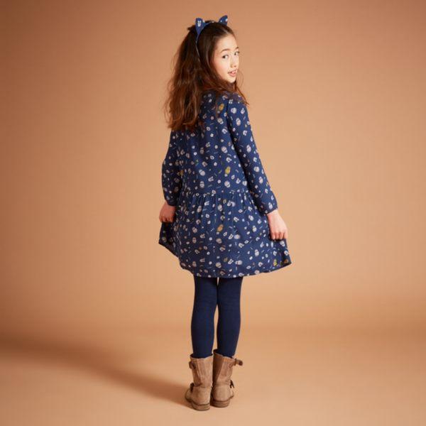 【英國 I Love Gorgeous】莫斯科娃娃長袖洋裝 - 小禮服 花童服 派對 宴會