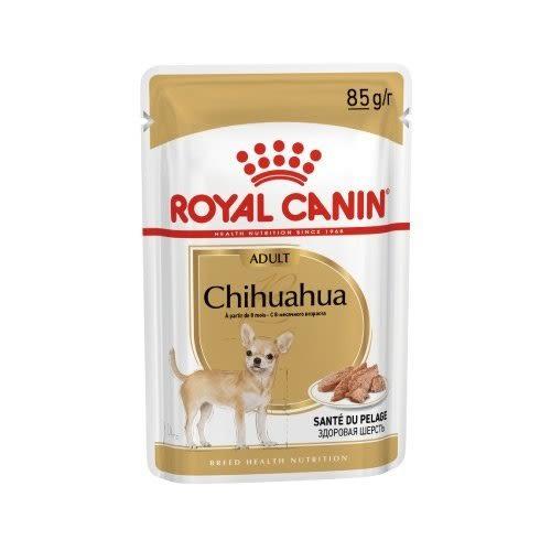 *KING WANG*法國皇家《吉娃娃成犬專用濕糧CHW》85g/包 狗糧/狗餐包 可當主食/可拌飼料