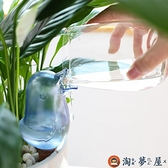 實惠2個裝 自動滴灌澆花器懶人灌溉滴水器家用陽臺滲水器植物澆水器【淘夢屋】