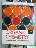 【書寶二手書T1/大學理工醫_WFR】Organic Chemistry 11th Edition Internati