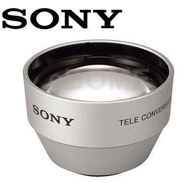 SONY原廠 VCL-2025S 2X / 2倍望遠鏡頭 ★出清特價★ (免運 台灣索尼公司貨) 25mm 攝影機專用