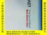 二手書博民逛書店TACT罕見the air cargo tariff manua