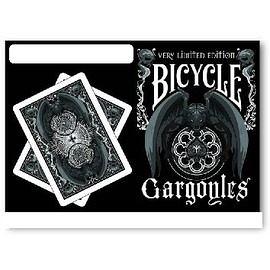 【USPCC撲克館】Bicycle Gargoyle 怪物 限量撲克