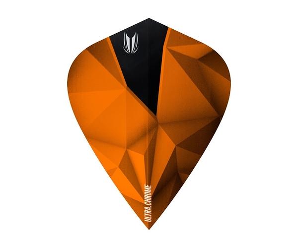 【TARGET】SHARD ULTRA CROME KITE Copper 333070 鏢翼 DARTS