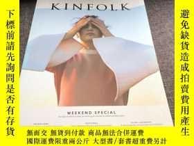 二手書博民逛書店Kinfolk四季23罕見英文原版 Kinfolk Vol.23 時尚休閑Y321662 外文書看圖 外文書看