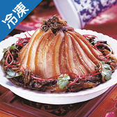 台畜梅干扣肉500g+-5%/盒【愛買冷凍】