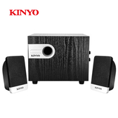 KINYO 2.1多媒體音箱KY-1701【愛買】