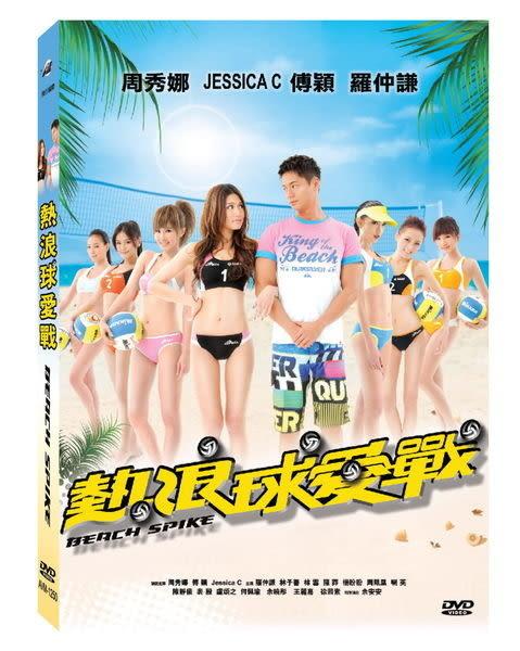 熱浪球愛戰 DVD(購潮8)