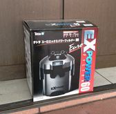 【西高地水族坊】德國Tetra EX60 EX POWER 60方桶(圓)過濾器