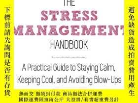二手書博民逛書店The罕見Stress Management Handbook: