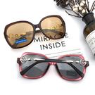 MIT感光變色偏光太陽眼鏡 雙G造型  ...
