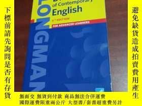 二手書博民逛書店Longman罕見Dictionary Of Contemporary English (paper And On