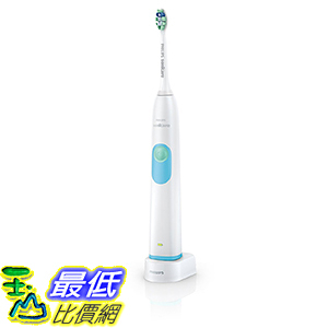 [美國直購] Philips Sonicare HX6211/30 電動牙刷 2 Series Plaque Control Sonic Electric Rechargeable Toothbrush
