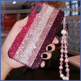 三星 S20 A71 A51 Note10+ S10+ A80 A50 A30S A70 A9 A20 Note9 S8 S9+ Note10 粉條滿鑽 手機殼 水鑽殼 訂製