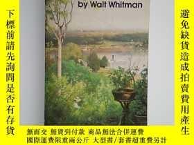 二手書博民逛書店《Leaves罕見Of Grass. by Walt Whitm