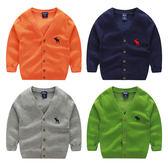 【熱銷補貨到】熱銷新款中小男童毛衣外套 寶寶韓版百搭針織衫