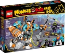 樂高LEGO Monkie Kid 悟空小俠 沙大力能量機甲 80025 TOYeGO 玩具e哥