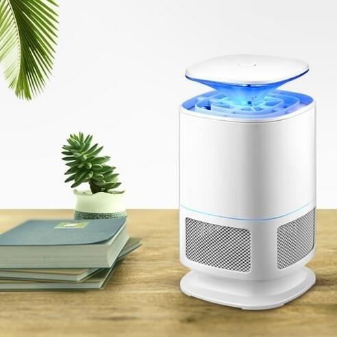 現貨 紅心滅蚊燈家用室內一掃光滅蚊神器電蚊器插電式防捕蚊燈