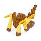 【法國Janod】經典設計木玩-大角麋鹿 J08194 /組