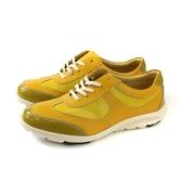 YS Yiu San 休閒運動鞋 牛皮 黃色 女鞋 25261663 no299