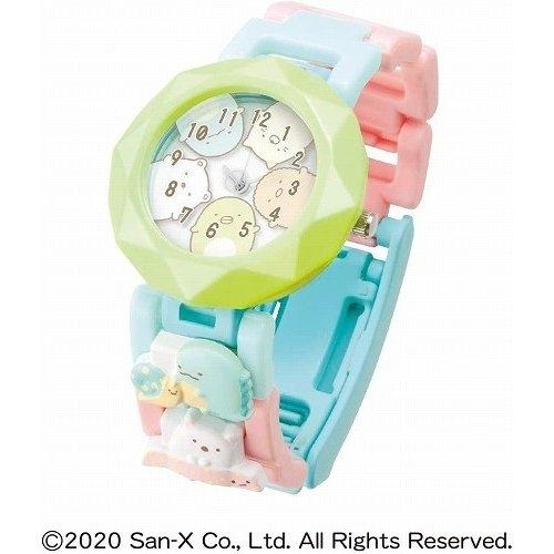 《 Mega House 》MEGA MIX手錶 角落小夥伴版 / JOYBUS玩具百貨