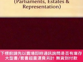 二手書博民逛書店Parliaments,罕見Estates And Representation parlements, Etat