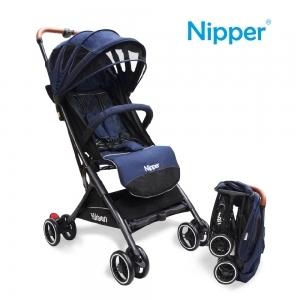 【愛吾兒】NIPPER 尼寶 Mini urban膠囊推車-藍色