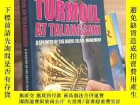 二手書博民逛書店THE罕見TURMOIL AT TALANGSARI (看圖Y1