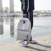 優惠兩天-書包女韓版原宿校園港風後背包男街拍旅行背包潮高中學生6色