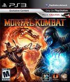 PS3 Mortal Kombat 真人快打 2011(美版代購)