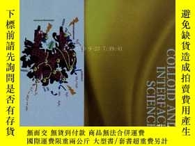二手書博民逛書店Journal罕見of colloid and interface science 15 03 2017 科學學術
