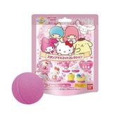 日本 Bandai 三麗鷗家族入浴球|沐浴球