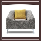 【多瓦娜】杰曼單人位沙發 21152-425002