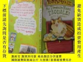 二手書博民逛書店My罕見treasure hunt trouble :我的尋寶麻煩Y200392
