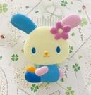 【震撼精品百貨】U-Sa-Ha-Na_花小兔~三麗鷗~造型小夾子*41808