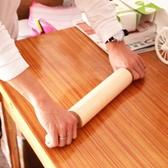 優質實木滾軸桿麵棍 加粗搟面棒廚房家用烘焙工具 森活雜貨