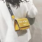 港風復古質感女包上新時尚森系小包包女新款潮韓版單肩斜背包 范思蓮恩
