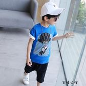 T恤夏裝兒童半袖上衣夏季韓版  百姓公館