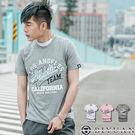 出清不退換 短袖上衣【HJ7375】OBI YUAN美式Athletic短袖T恤 出清不退換