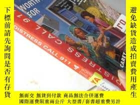 二手書博民逛書店Distress罕見Call 911:Worth Dying F