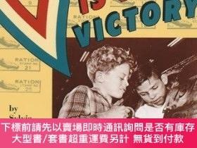 二手書博民逛書店V罕見Is for Victory: The American Home Front During World W