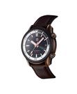 【ZELOS】/時尚摩登錶(男錶 女錶 Watch)/BRONZE BLACK /台灣總代理原廠公司貨兩年保固